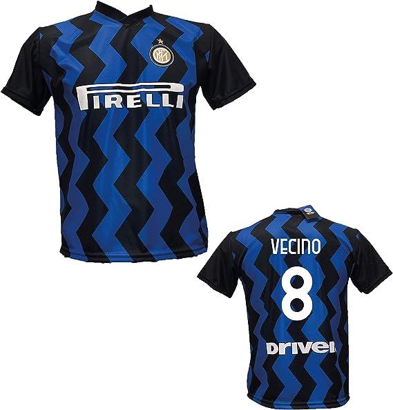 MAGLIA FC INTER VECINO 8 UFFICIALE REPLICA AUTORIZZATA 2019//2020