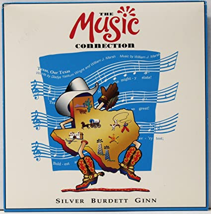 Amazon.com : The Music Connection Cd for Texas Teachers/Students By Silver Burdett Ginn : Everything Else