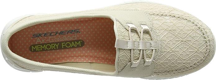 Skechers Wave Lite Keep It Simple, Baskets Femme: Amazon