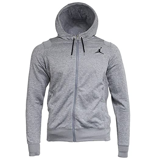 0848302374ca5 Amazon.com  Nike Jordan AJ XX9 French Terry Full-zip Hoodie