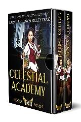 Celestial Academy: (Books 1-2) (Celestial Academy Omnibus Book 1) Kindle Edition