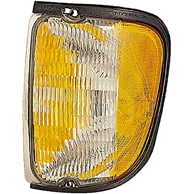 Dorman 1630246 Front Driver Side Turn Signal / Parking Light Assembly for Select Ford Models: Automotive