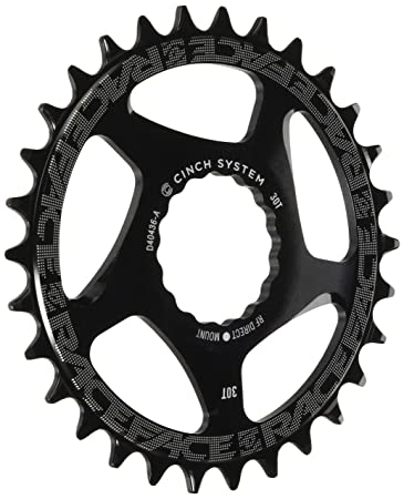 RaceFace Narrow Wide Chainring Direct Mount CINCH 30t Black