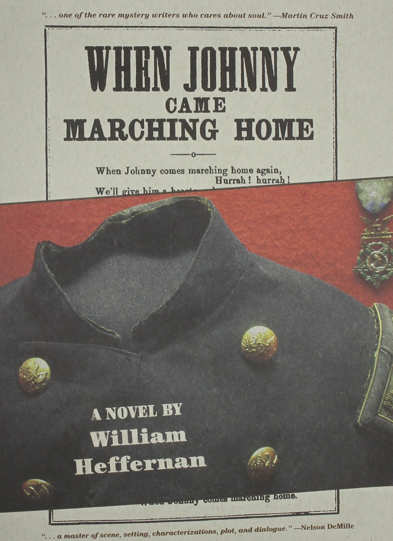 Download When Johnny Came Marching Home ebook