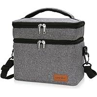 Lifewit 15L (24 Canette) Sac Isotherme Lunch Bag, Sac-Glacière Cooler Bag Sac de Repas pour Déjeuner/Travail/Ecole/Plage/Pique-Nique