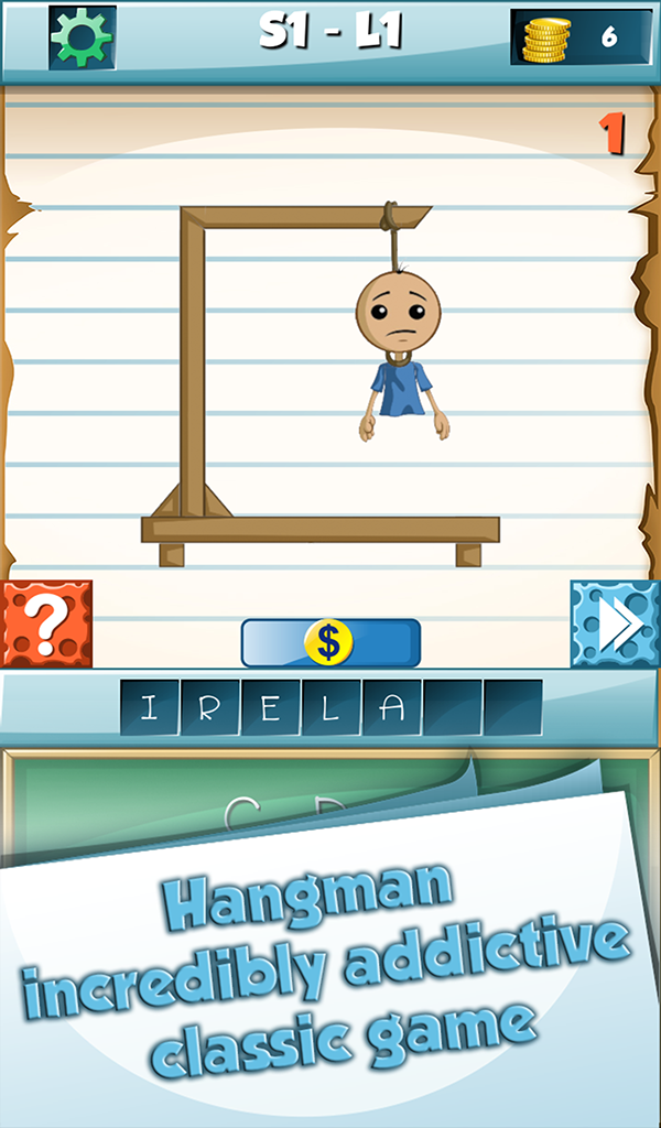 Amazon hangman word guessing game appstore for android solutioingenieria Image collections