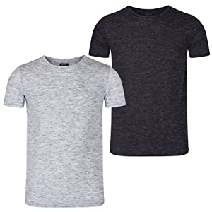 Brave Soul Men's Short Sleeve T-Shirt