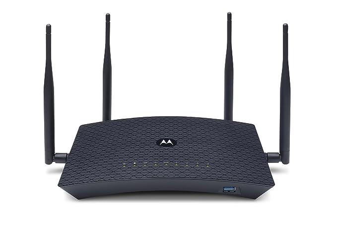 Review MOTOROLA AC2600 4x4 WiFi