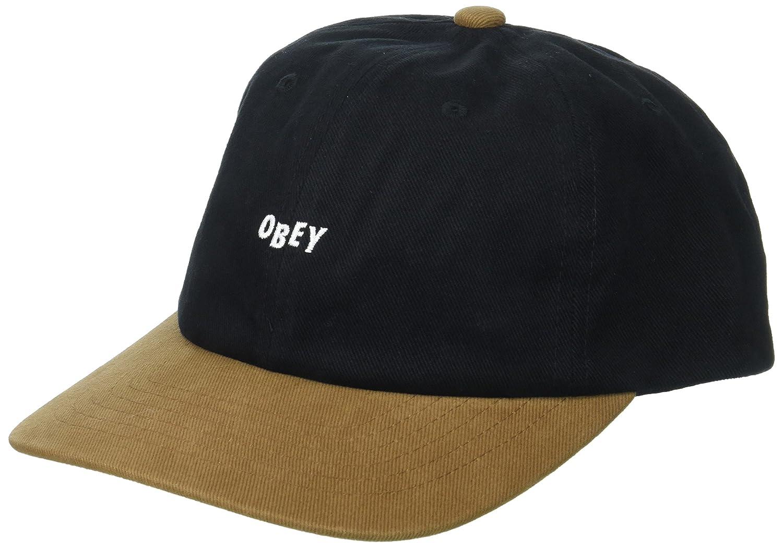 Obey gorra jumble panel black tan ropa accesorios jpg 1500x1050 Obey gorras  para mujer 9fad8d0ef1a