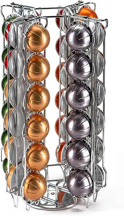 Nespresso Vertuoline - Soporte para cápsulas de café (48 cápsulas ...