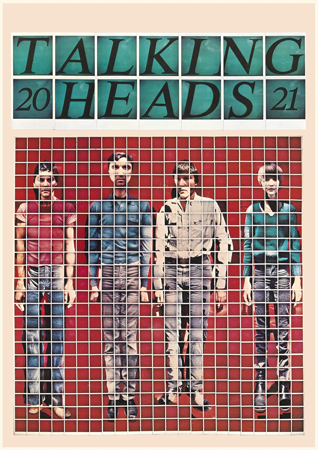 """Wall Calendar 2021 [12 Pages 8""""x11""""] Talking Heads Music Vintage Photo Poster Magazine Cover"""
