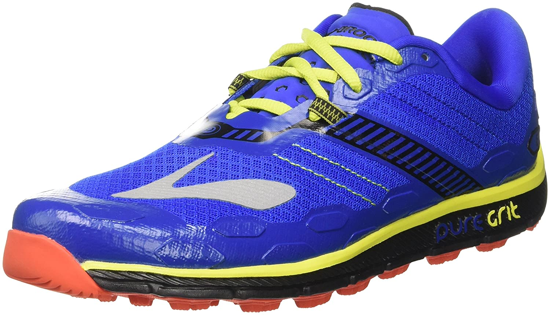 7383b3c98f1 Brooks Men s PureGrit 5 Running Shoes  Amazon.co.uk  Shoes   Bags