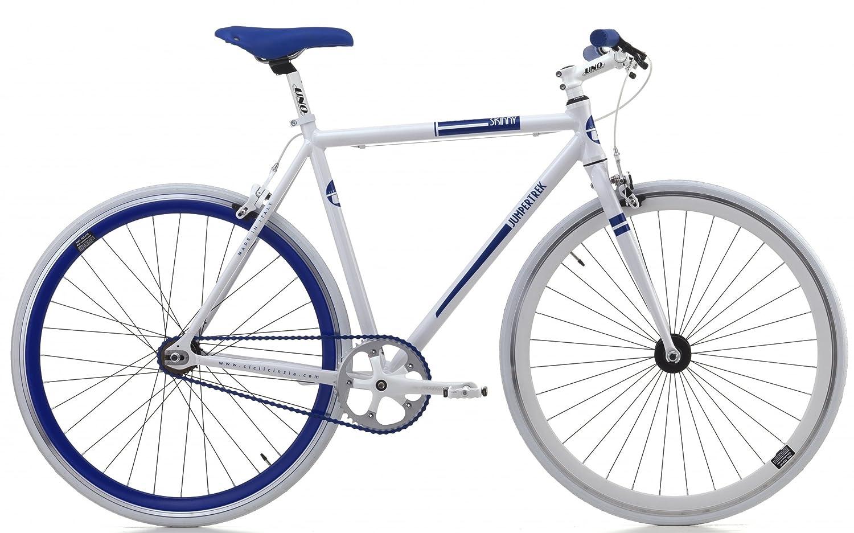 Fahrrad Cicli Cinzia Skinny Herren, Stahlrahmen, Starrer Gang, 28 ...
