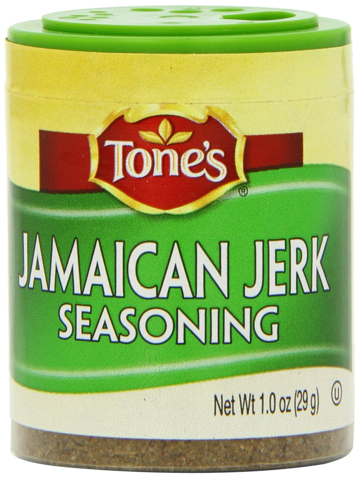 Tone's Mini's Jamaican Jerk Seasoning, 1.00 Ounce (Pack of 6)