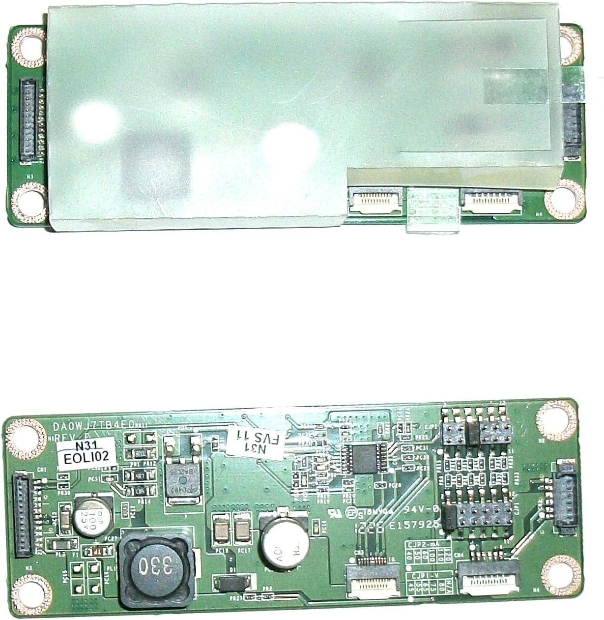 HP OMNI 120-1024 120 HP Pro 3420 LCD Inverter Board 3FWJ7CB0000 658927-001