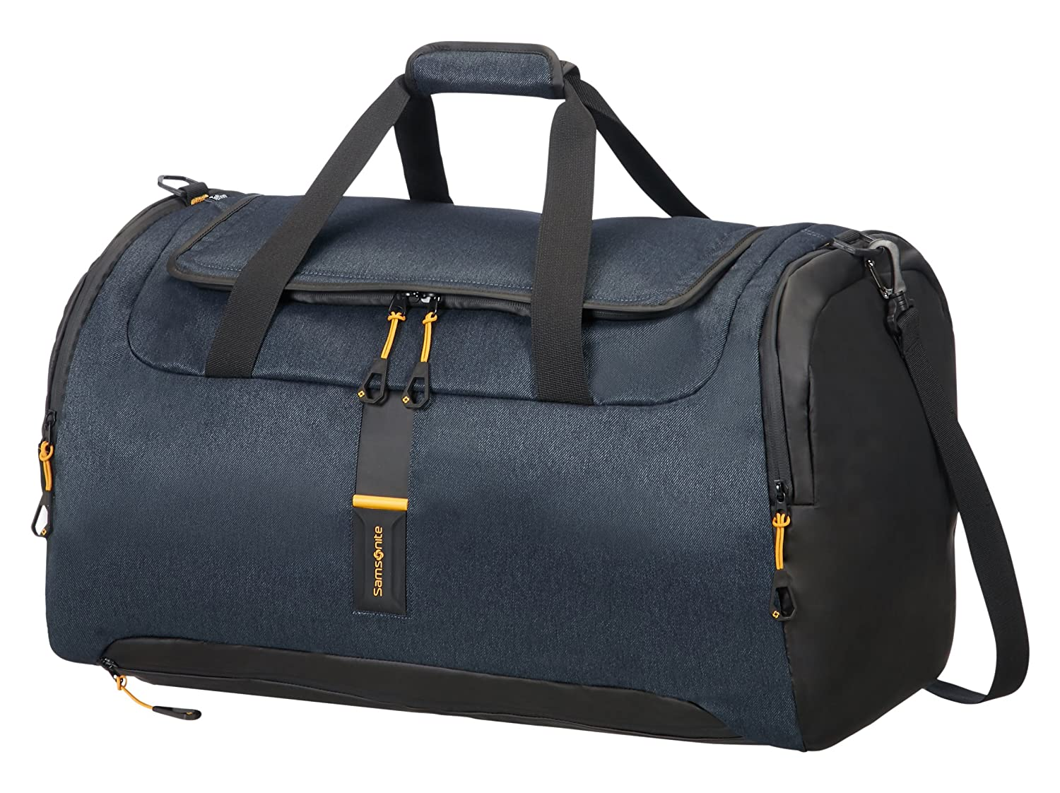 Samsonite Paradiver Light  Bolsa de Viaje cm L Color Azul Jeans
