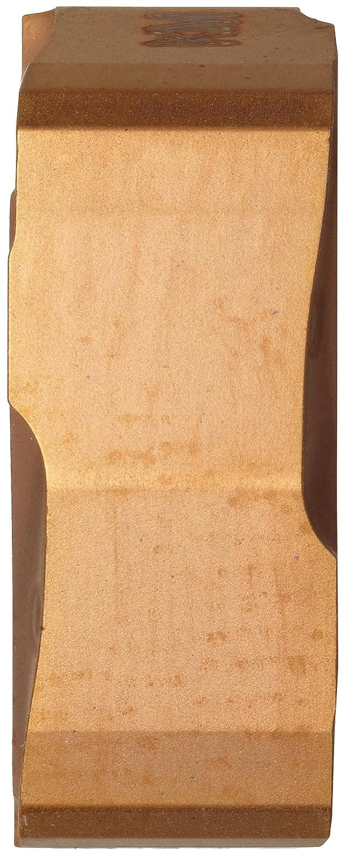 0 Corner Radius R3651505ZNEKM,0.223 Thick Sandvik Coromant COROMILL Carbide Milling Insert GC1020 Grade TiAlN Coating R365 Style Pack of 10 Rectangular