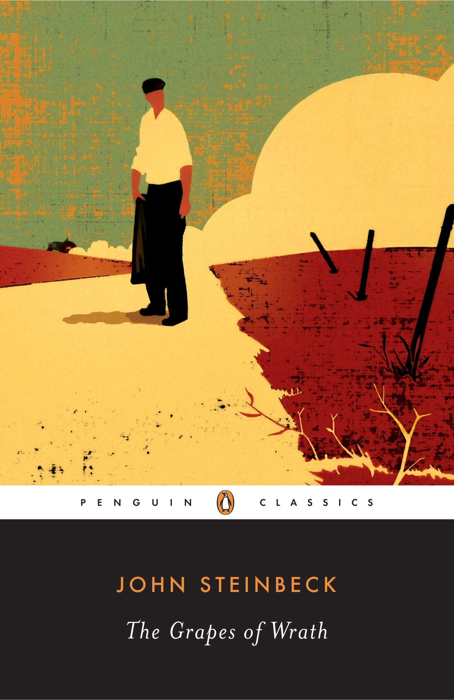 The Grapes Of Wrath John Steinbeck Robert Demott 9780143039433