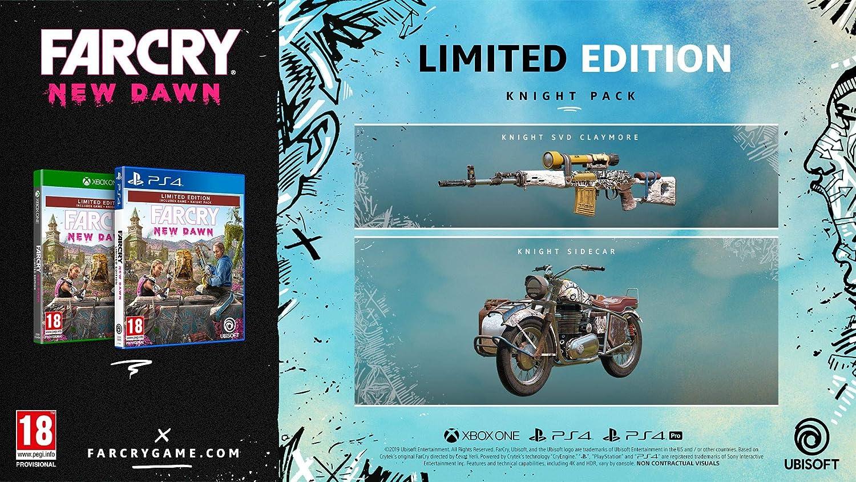 Far Cry New Dawn (Edición Exclusiva Amazon): Amazon.es: Videojuegos