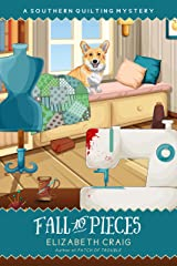 Fall to Pieces (A Southern Quilting Mystery Book 7) Kindle Edition