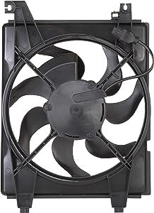 Spectra Premium CF16016 Radiator Fan Assembly