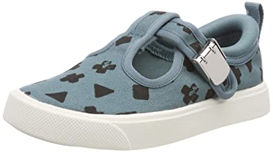 9f6617a70b7 Clarks Girls  City Spark T Low-Top Sneakers  Amazon.co.uk  Shoes   Bags