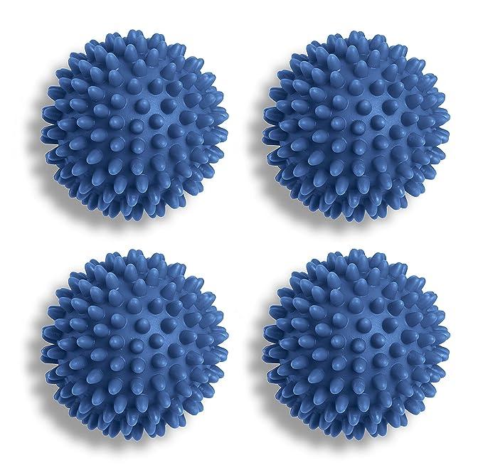 Whitmor Dryer Balls - Eco Friendly Fabric Softener Alternative (Set of 4) best dryer balls