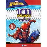 100 Paginas Para Colorir Disney. Homem Aranha