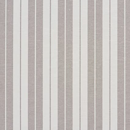 Superb Amazon Com A579 Taupe And White Ticking Stripes Heavy Duty Bralicious Painted Fabric Chair Ideas Braliciousco