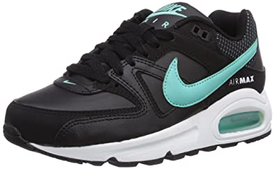 huge selection of a746e 6acb8 ... NIKE Air Max Command, Womens Running Shoes, Black (Black Hyper Turq ...