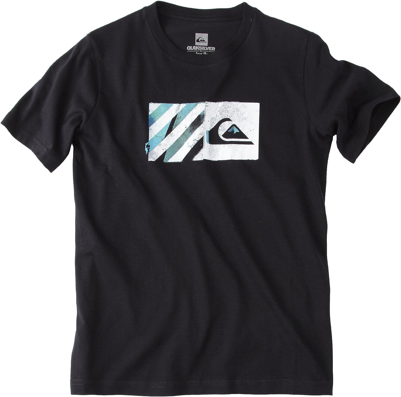 Quiksilver Baseline - Camiseta/Camisa Deportivas para niño: Amazon.es: Ropa y accesorios