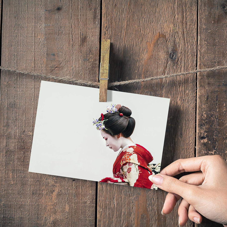 Small Photograph 6 x 4 Art Print Photo Gift #14575 Destination Vinyl Prints Japanese Geisha Girl Traditional