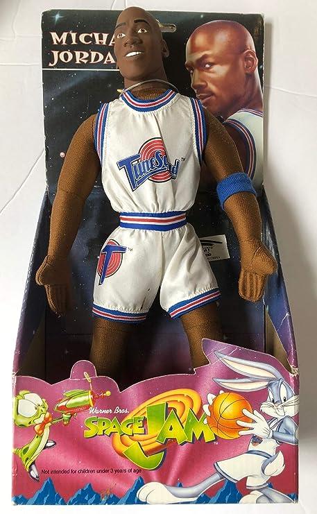 1999 Mattel Air Maximum Michael Jordan Figure 1996 All-Star MVP