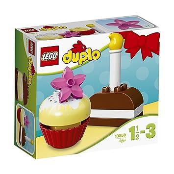 Lego Duplo 10850 Mein Erster Geburtstagskuchen Amazon De Spielzeug