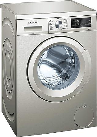 Siemens IQ500 WU14Q4S1 Lavadora/ 8 kg/A+++/135 kWh/paquete ...