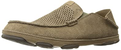 OluKai Moloa Kohana Shoe - Men's Clay/Clay 8