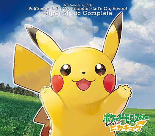 Nintendo Switch Pokemon Lets Go! Pikachu.Lets Go! Eevee Super ...