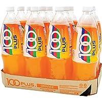 100 Plus Isotonic Drink, Orange, 1.5L (Pack of 12)