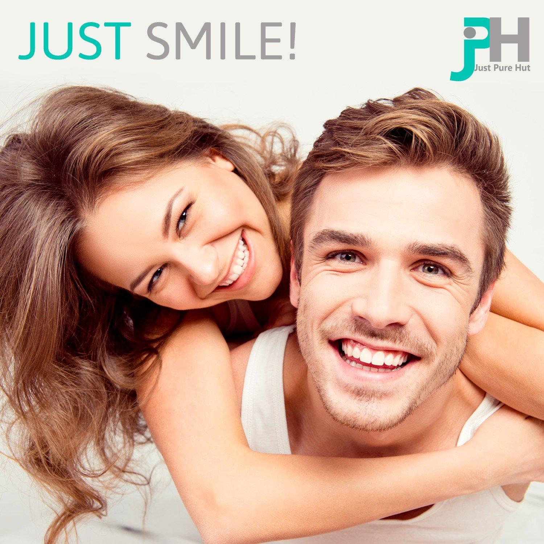 Dentista Teeth Whitening Tiras - mejor en casa Profesional Avanzada blanqueador Kit - Paquete de 28 (14 días) - Productos - Gel de peróxido Cero ningún ...
