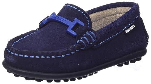 Pablosky 123122, Mocasines para Niños, Azul, 31 EU: Amazon.es: Zapatos y complementos