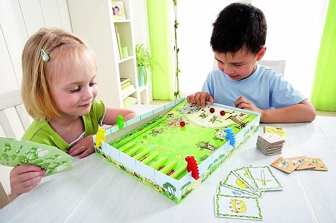 HABA 4319 Diego Drachenzahn - Juego Infantil sobre Dragones: Amazon.es: Juguetes y juegos