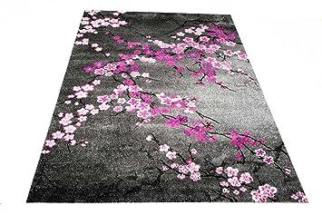 designer teppich moderner teppich wohnzimmer teppich blumenmuster ... - Teppich Wohnzimmer Grose