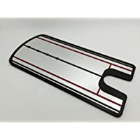 Black Birdie JL Golf putting mirror Alignment Training Aid swing trainer eye line