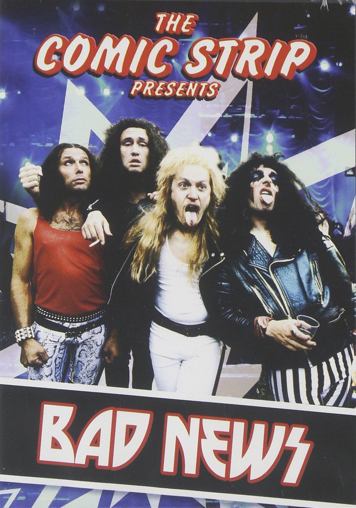 DVD : The Comic Strip Presents...: Bad News (DVD)