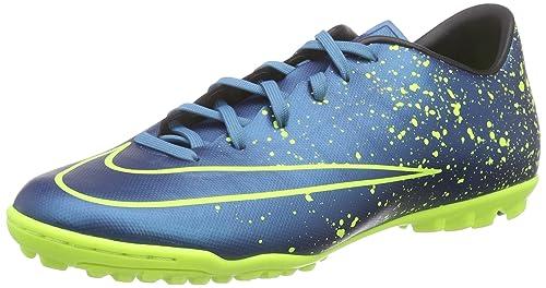 huge selection of 783e2 d1cb3 Nike Men's Mercurial Victory V Tf Turf Soccer Shoe: Amazon ...