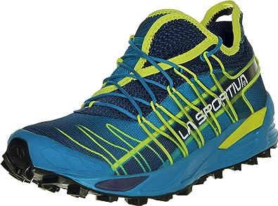 La Sportiva Mutant - Zapatillas Para Correr - Amarillo/Azul Talla ...