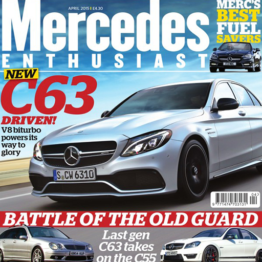 - Mercedes Enthusiast (Kindle Tablet Edition)