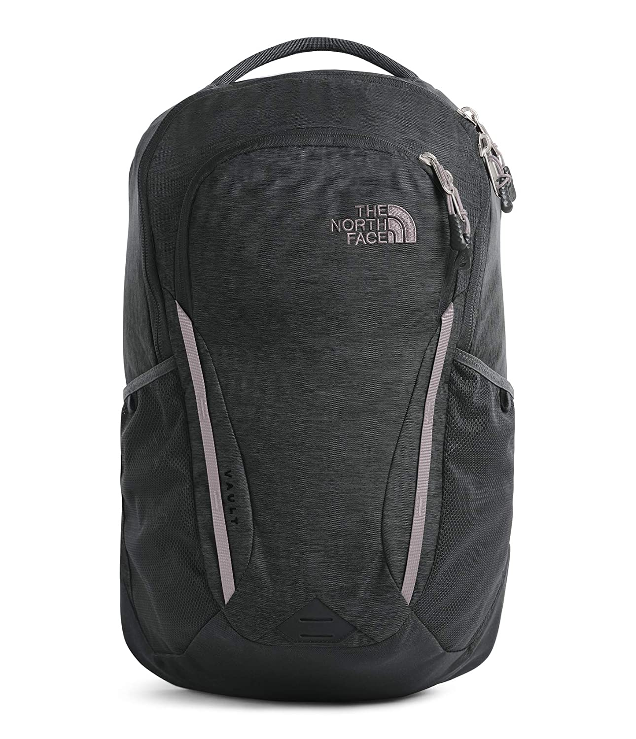 bd178efeb Amazon.com | The North Face Women's Vault, Asphalt Grey Light Heather/Ashen  Purple, OS | Casual Daypacks