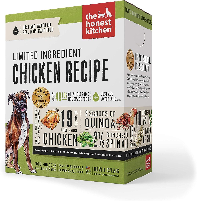 La mejor comida con grano para perros [year] (análisis) 7