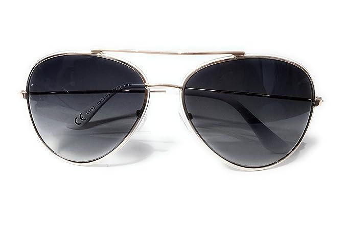 Gafas de Sol Aviador Unisex Hombre Mujer Protección Solar ...